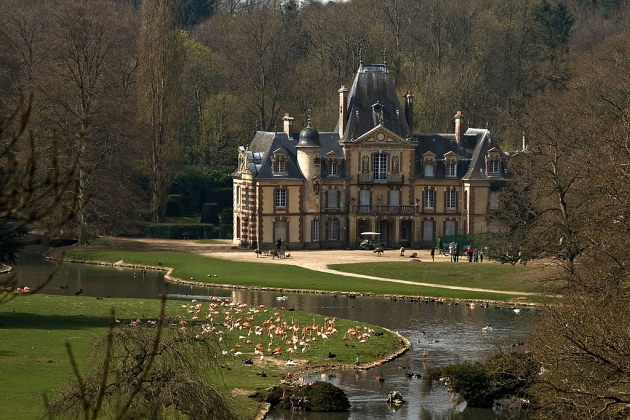 Chateaux a vendre yvelines for Chateau yveline